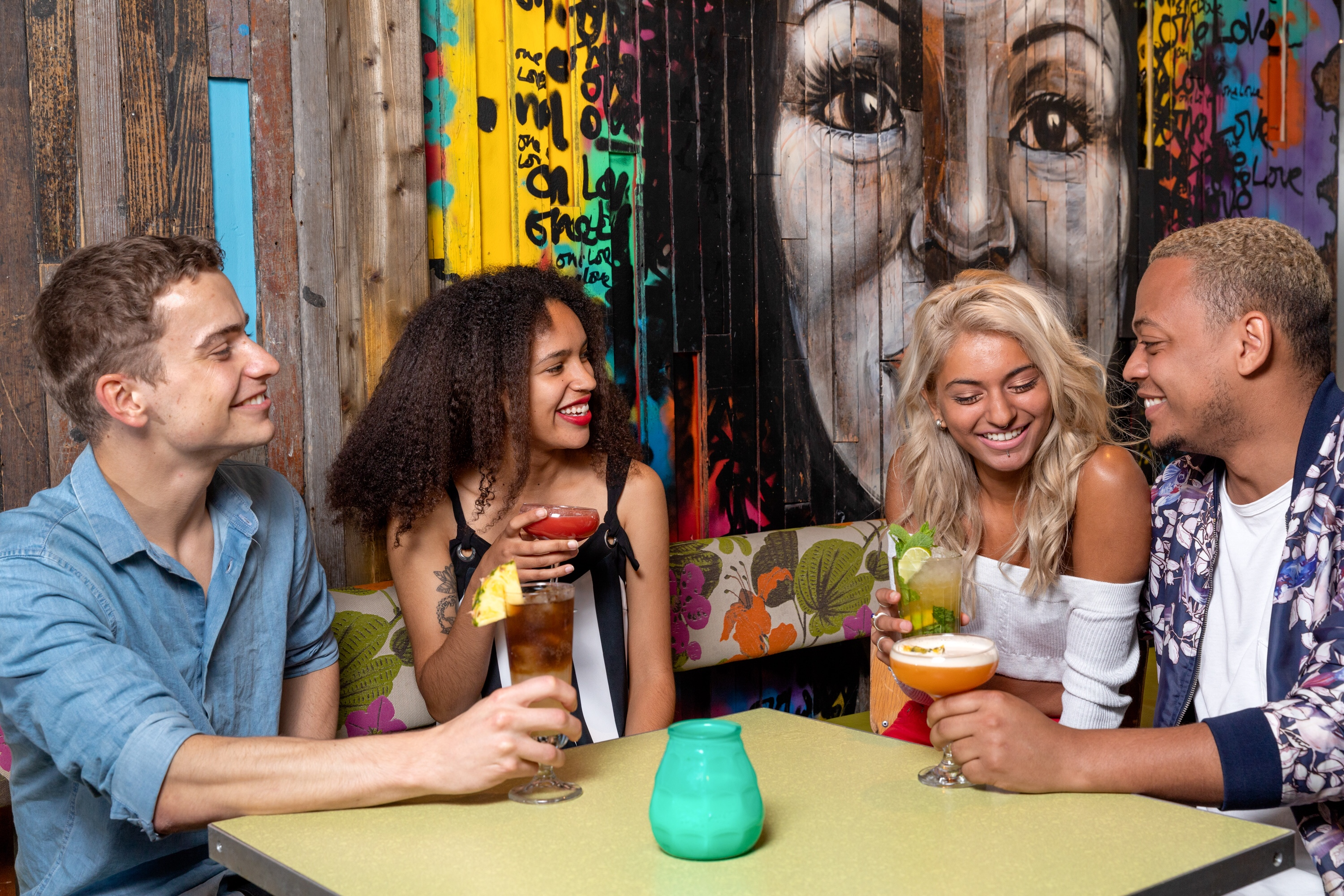 Turtle Bay Caribbean Restaurant And Bar Are Here To Sooth Those December Birthday Blues As They Finally Thrust Born Babes Back Into The Spotlight